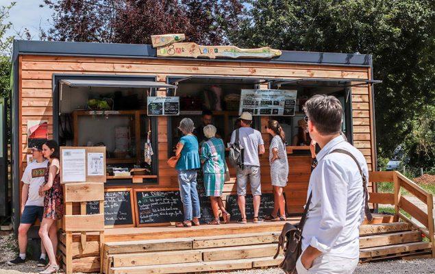 Bar de la Guinguette ouvert