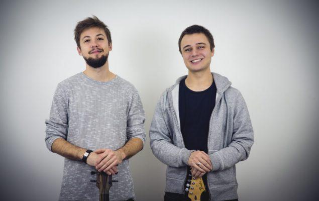 Duo de musiciens